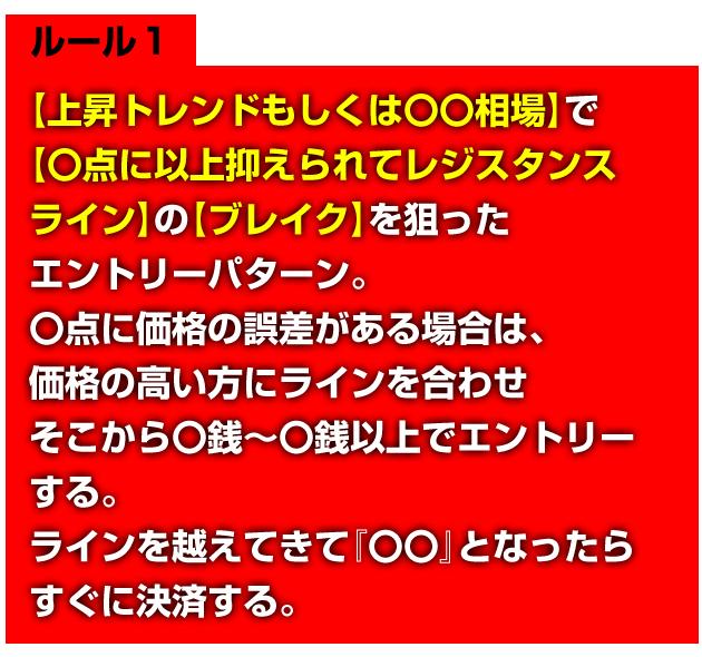 FX常勝集団リベスター レジェンド白土潤の「スゴ技☆FX」